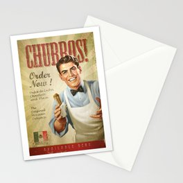 CHURROS Stationery Cards