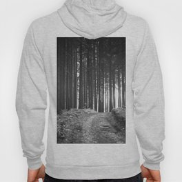 Forest (Black and White) Hoody