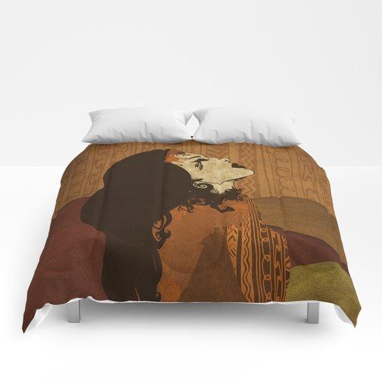 Ethnic.. Comforters