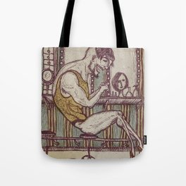 The Weightlifter Tote Bag