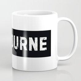 Stamp Series: MELBOURNE Coffee Mug