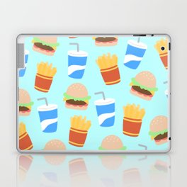 Burgers & Fries Laptop & iPad Skin
