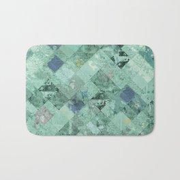 Abstract Geometric Background #31 Bath Mat