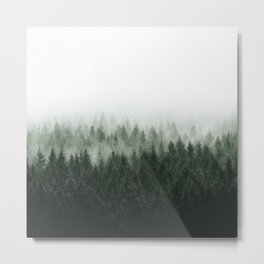 High And Low Metal Print