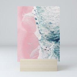sea of love II Mini Art Print