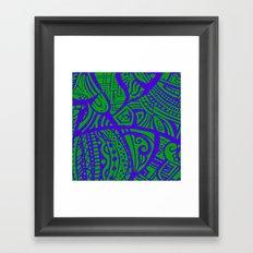 Abstractish 2  Framed Art Print