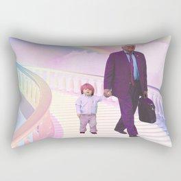 PawPaw Bernie Rectangular Pillow