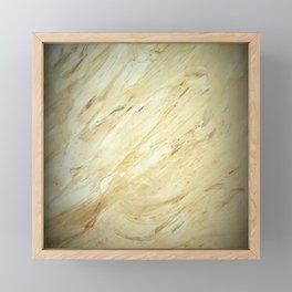 Old World Marble II - Corbin Henry Faux Finishes - Luxury Marble - Corbin Framed Mini Art Print