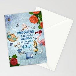 Alice In Wonderland - Imagination Stationery Cards