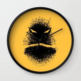 Black June, a good friend of mine Wall Clock