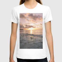 Caribbean Sea, Mayan Riviera T-shirt