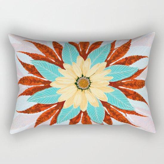 Botany Star Rectangular Pillow