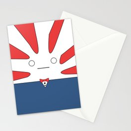 Peppermint B Stationery Cards