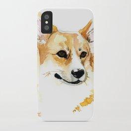Corgi iPhone Case