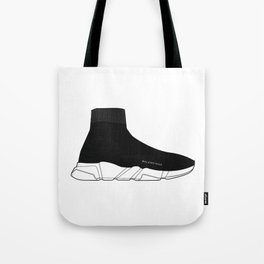 Speed Trainer Tote Bag