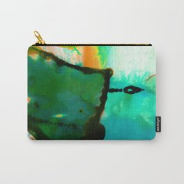 Abstract Bliss 4P by Kathy Morton Stanion Carry-All Pouch