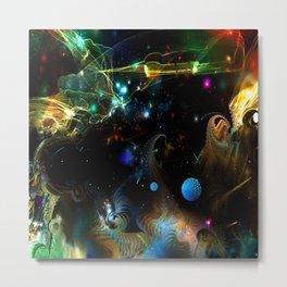 Cosmic 32 Metal Print