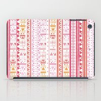hippie iPad Cases featuring HIPPIE BANDANA by Nika