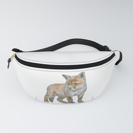 Tiny Fox Cub Fanny Pack