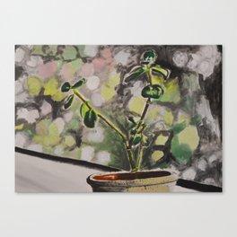 Nature Needs Love Canvas Print
