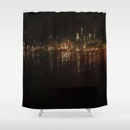 Junkie Slip Shower Curtain
