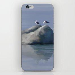 Seagull Siesta iPhone Skin