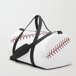 Baseball Lace line Duffle Bag