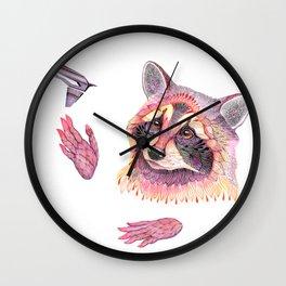 My spaceship. ♥ Collaboration with Buryat (http://blog.buryat.me/) Wall Clock