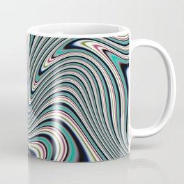 Colorful ink liquid marble Coffee Mug