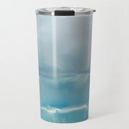 Blue skies Travel Mug