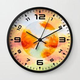 Autumn scenery #14 Wall Clock