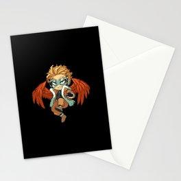 My hero academia Hawks Stationery Cards