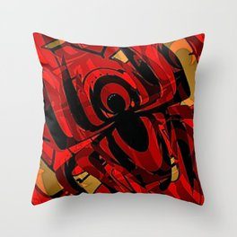 SPYDER. Throw Pillow