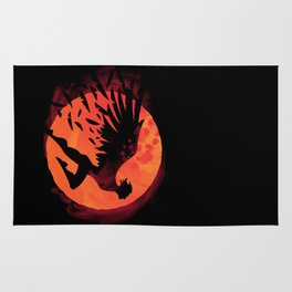 Icarus: Sunset Rug
