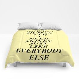 SICK. Comforters