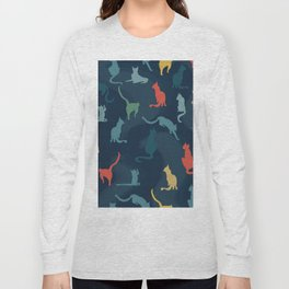 Cats Long Sleeve T-shirt