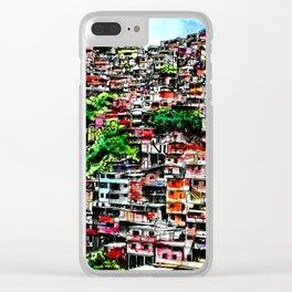 Barrio Clear iPhone Case