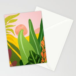 Jungle Morning Stationery Cards
