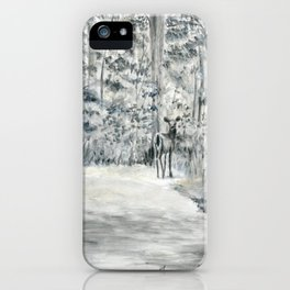 Follow Me by Teresa Thompson iPhone Case