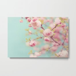 Spring is Bustin' Out All Over Metal Print