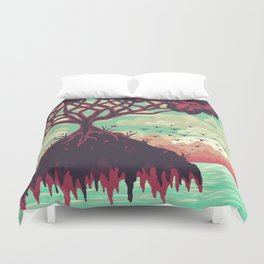 Uprooted Duvet Cover