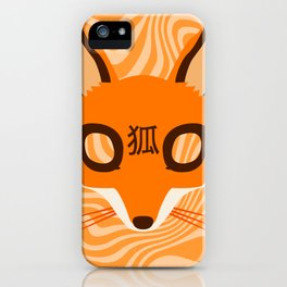 Kitsune ! iPhone Case