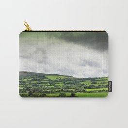 The green of nature Carry-All Pouch