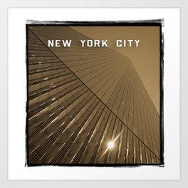 World Trade Center Reborn - New York City Art Print