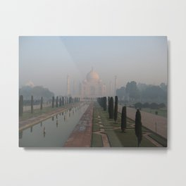 The Great and Mighty Taj Metal Print