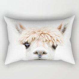 Alpaca Bangs Rectangular Pillow