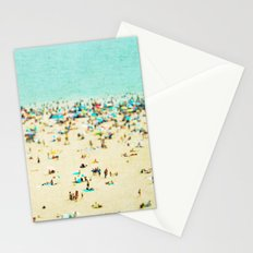 Coney Island Beach Stationery Cards