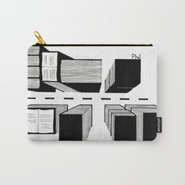 City of thoughts Carry-All Pouch