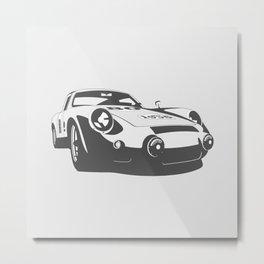 Porsche 356 Metal Print