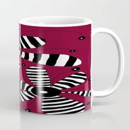 FLOWERY NADIA / ORIGINAL DANISH DESIGN bykazandholly Coffee Mug